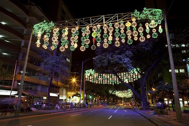 Autoridades tienen listo un plan para brindar seguridad en Navidad en Medellín. FOTO: CORTESÍA.