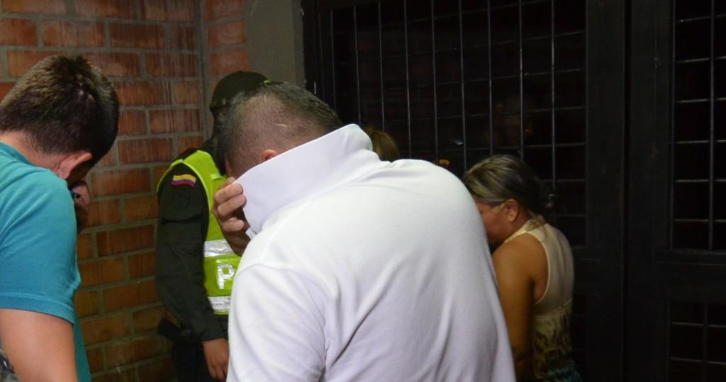 Inició traslado de detenidos en calabozos. En el sótano del Palacio de Justicia continúan en pero. La orden es evacuar también celdas de la Sijín, Fiscalía y estaciones de Policía.