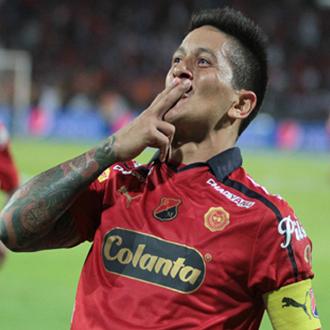 Cano goleador3