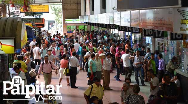 Terminal del Sur. Foto: ARCHIVO