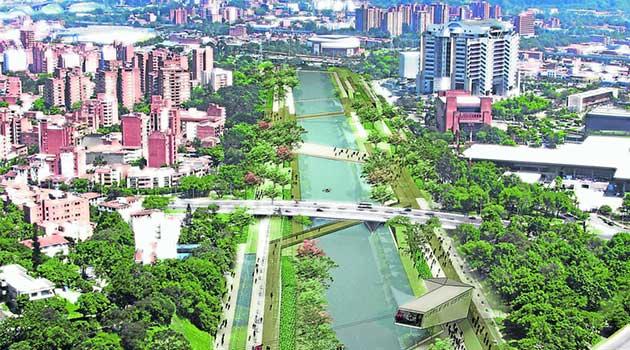 Parque_del_rio_Medellin