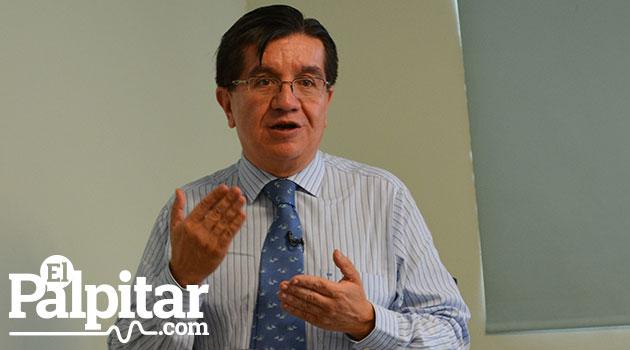 Fernando Ruiz, viceministro de Salud