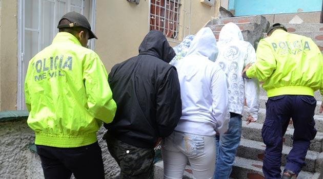 Foto: CORTESÍA POLICÍA METROPOLITANA DE MEDELLÍN