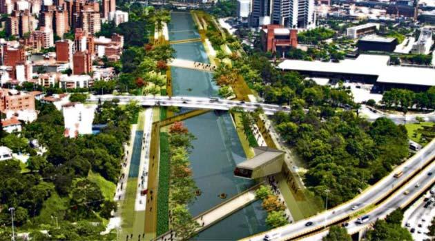 Parques del Río. Foto: ARCHIVO