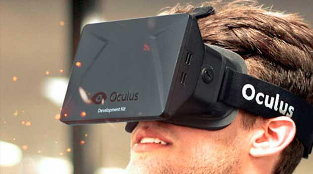 El desarrollo de estas gafas ha sido un reto dentro de los desarrolladores. Foto CORTESÍA.