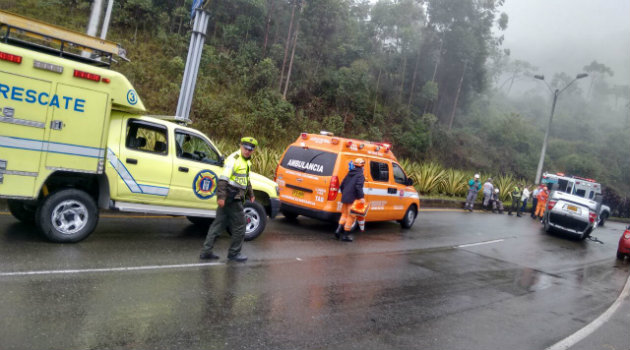 Accidente Las Palmas 2