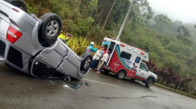 Accidente Las Palmas