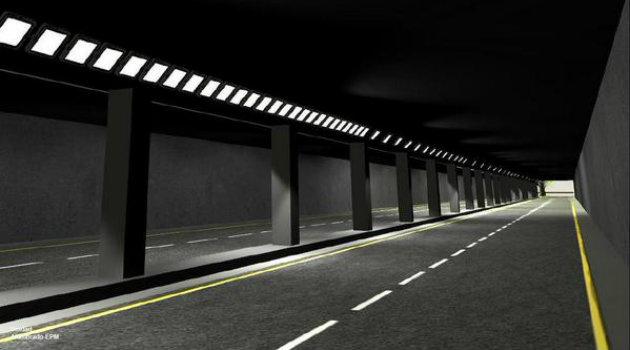 Foto: Cortesía. Así quedará la obra luego de instaladas la totalidad de las luminarias.
