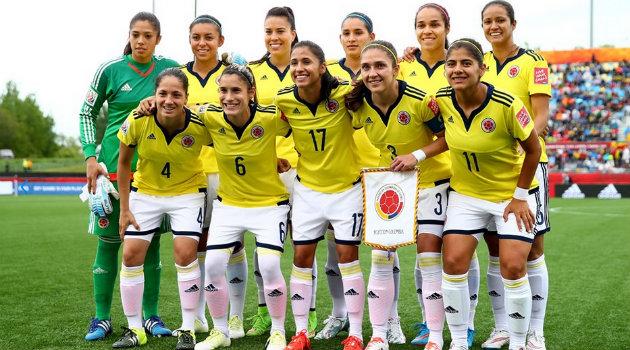 colombia femenina mediana