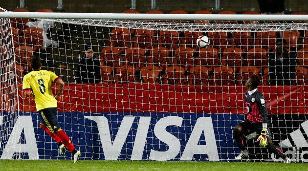 gol Colombia corto
