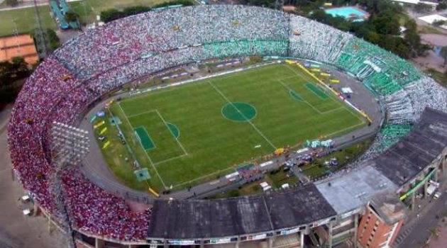 Clásico entre Medellín y Nacional
