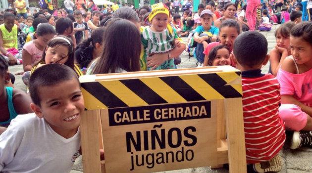 Niños_Medellín