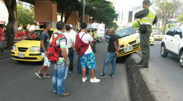 accidente_taxis_transito