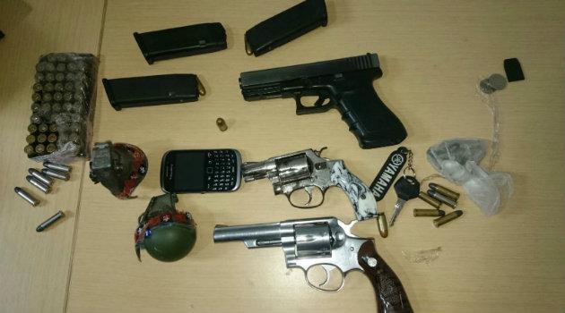 Armas_Fuego_Policía