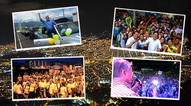 Cierre-campaña-candidatos-alcaldia-Medellín