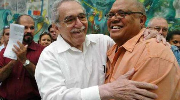 Gabo y Pablo Milanés