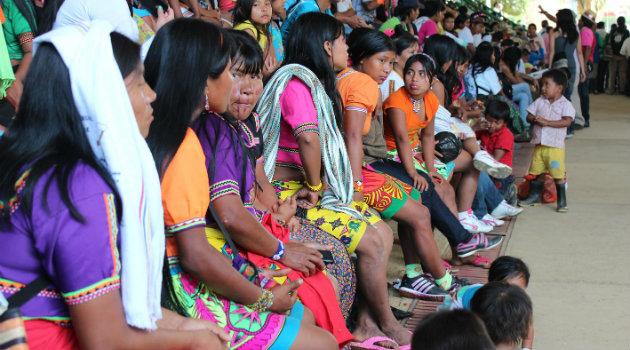 Indígenas_Embera
