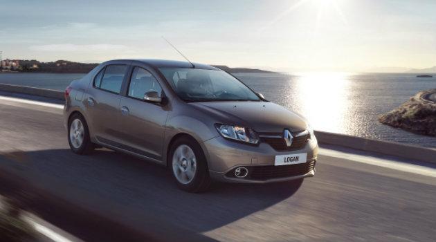 Foto: Cortesía. nuevo Renault Logan.
