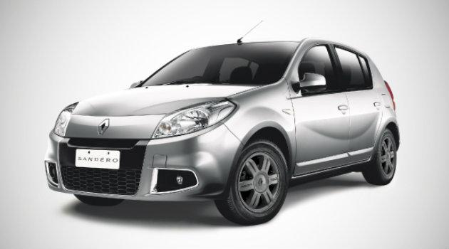 Foto: Cortesía. Nuevo Renault Sandero