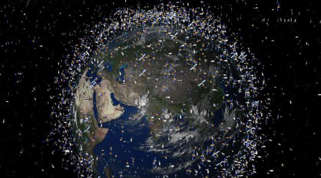 satelites-residuos-orbita-tierra