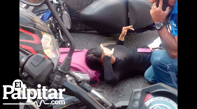 Accidente Guayabal