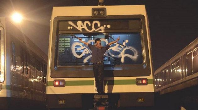 Grafitero-Metro
