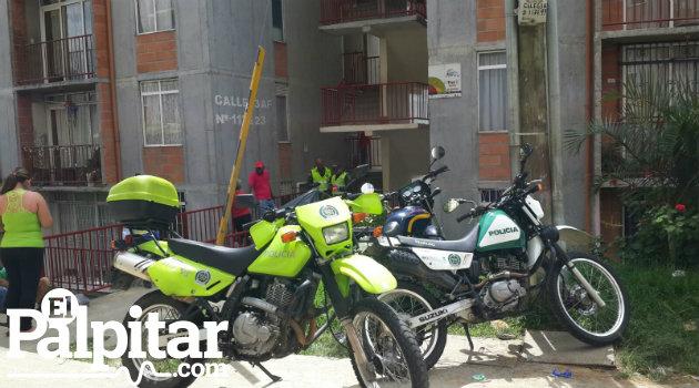 Policía_Homicidio_Pajarito