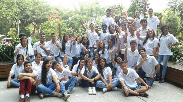 Selección Antioquia de Emprendimiento 2015- palpitar