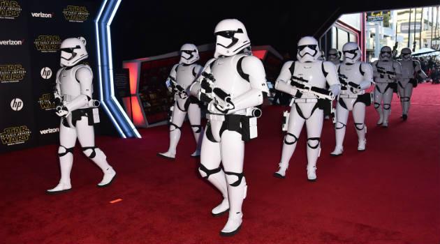 Soldados del imperio