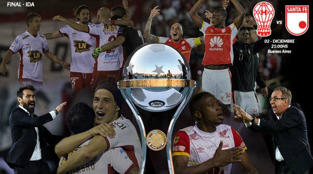 Foto: CORTESÍA Conmebol