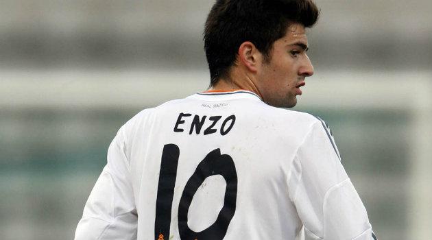 Enzo Zidane. Foto: CORTESÍA