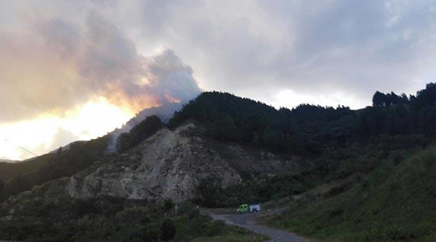 Incendio_Comuna13_Escombrera1_El_Palpitar