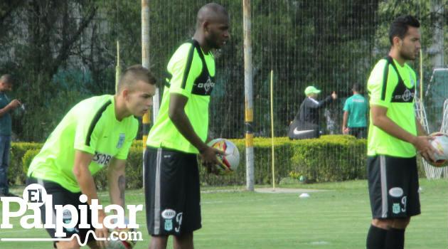 Nacional_entrenamiento_2016_Víctor Ibarbo