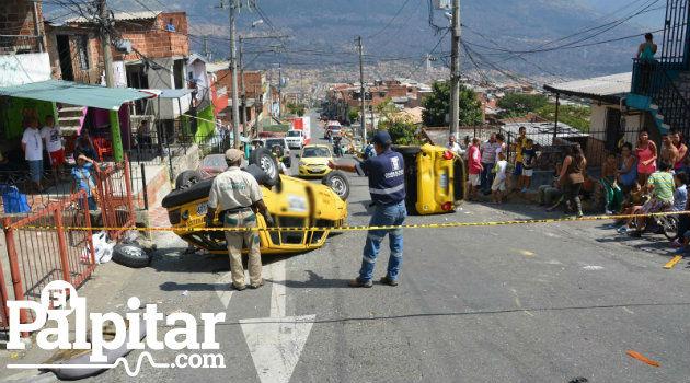 accidente_taxis_castilla_2