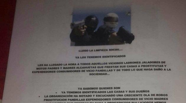 panfleto_ciudad_bolivar_urabeños