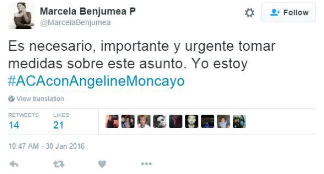 Marcela Benjumea-Palpitar
