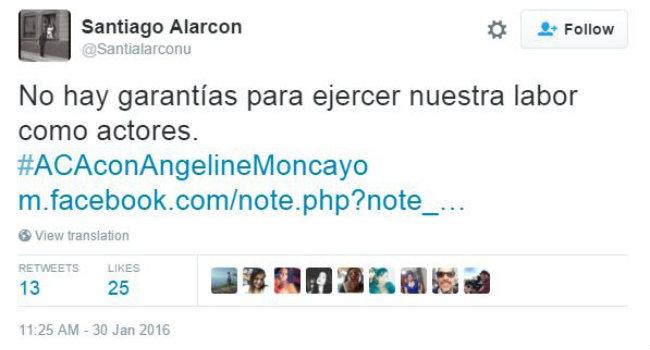 Santiago Alarcón-Palpitar