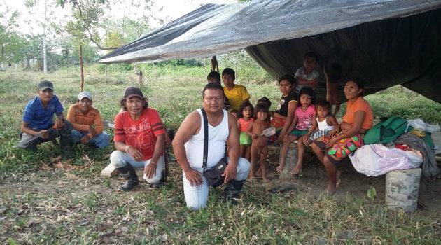 indígenas_Chigorodó