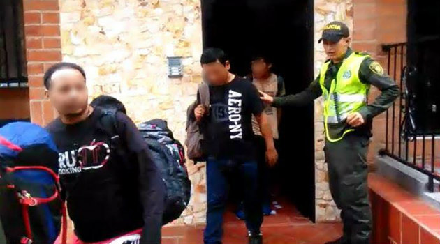 inmigrantes_itagui_policia