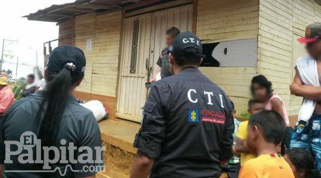 En La Honda, un asentamiento en la Comuna 3 - Manrique, perdió la vida Ángel de Jesús Duarte Valle