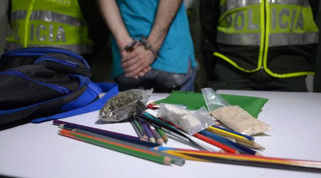 utiles_droga_captura_policia