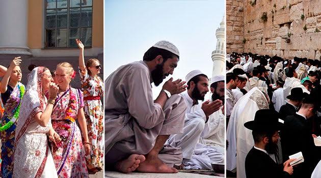 Musulmanes_Judíos_Adoración