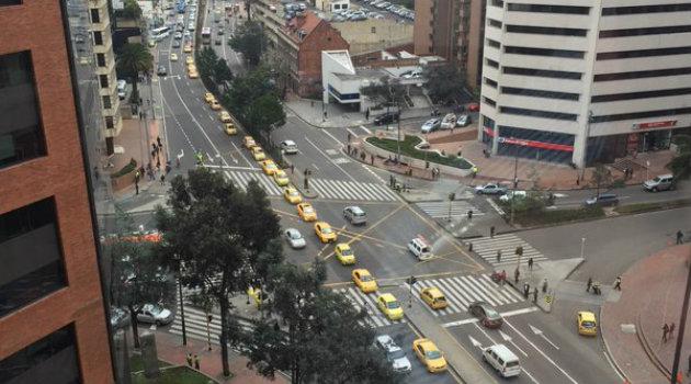 Taxis_Uber_Protestas