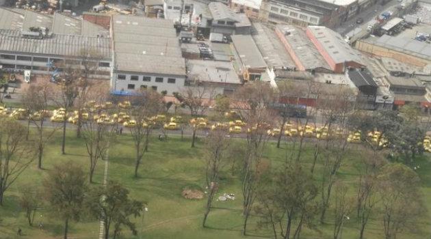 Taxis_Uber_Protestas2