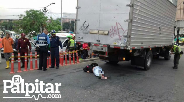 accidente_muerto_sabaneta