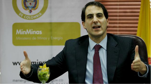 Tomás González renunció a su cargo a principios de marzo, angustiado por la crisis energética en el país. Foto: CORTESÍA