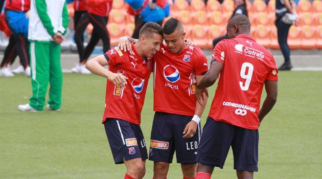 El último partido fue victoria con tripleta de Caicedo. Foto: ARCHIVO