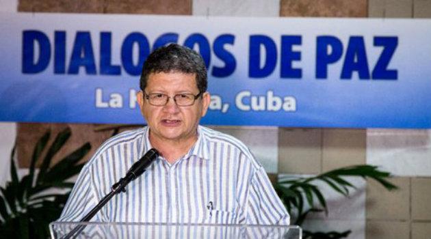 """alias """"Pablo Catatumbo"""", integrande de la cúpula de las Farc. Foto: CORTESÍA"""