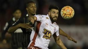 En el juego de ida Huracán y Nacional igualaron 0-0. Foto. CORTESÍA