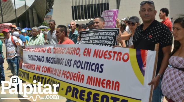 Minería_Represión